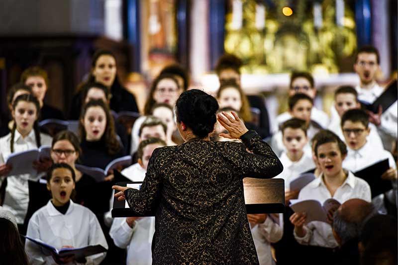 Chorale et chant en Vendée