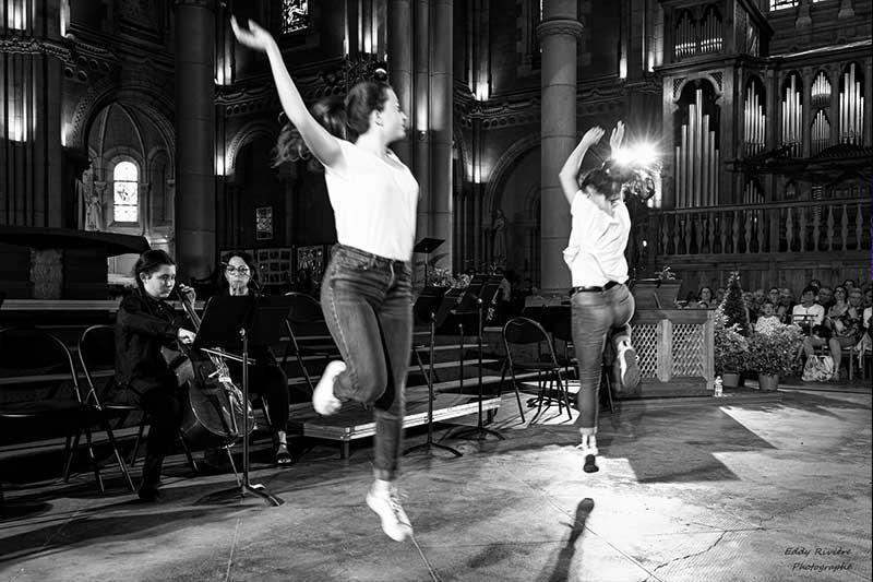 danse et scène à l'IMV