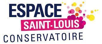 Logo Espace Saint Louis conservatoire