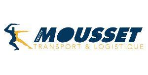 Logo Mousset transport et logistique