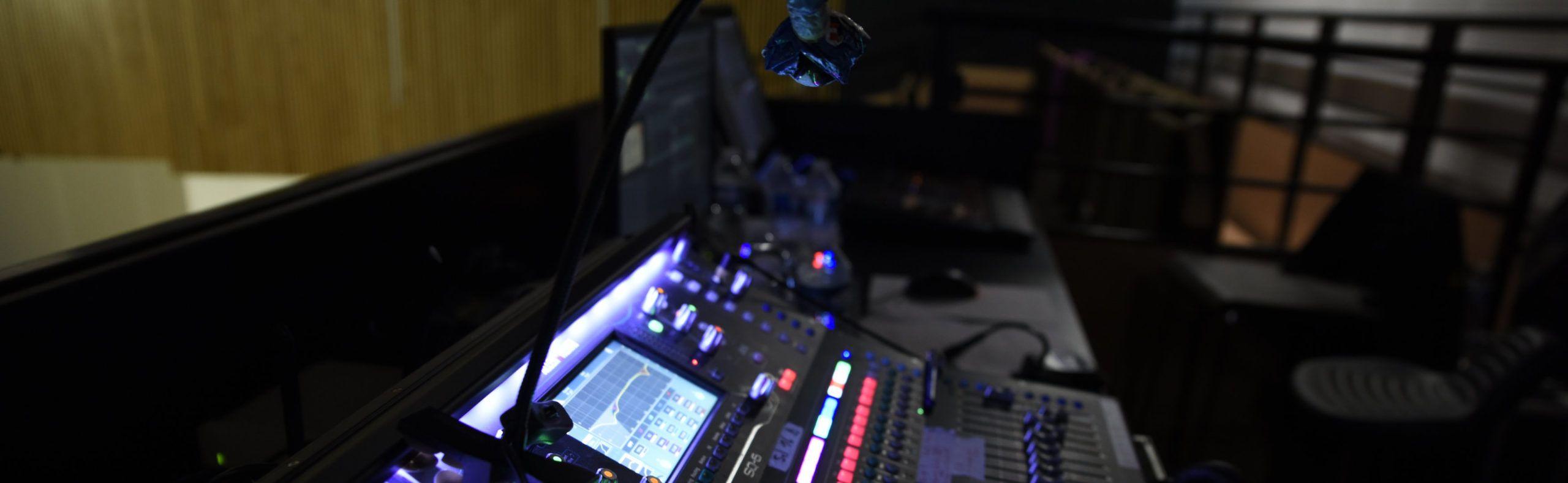 console musique IMV